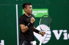 2017年越南男网F3未来赛:李黄南取得开门红