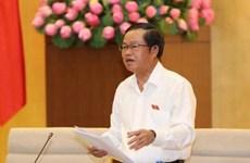 国会副主席杜伯巳会见中国驻越大使洪小勇