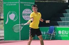 2017年越南男网F3未来赛:李黄南挺进1/4决赛