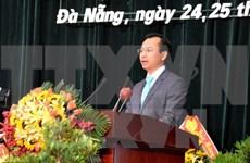 阮春英岘港市人民议会主席职务正式被罢免