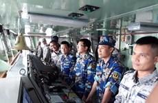 东盟海军加强合作 共建和平海域