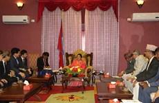 越南与尼泊尔加强法律领域的合作