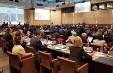 越南出席第34届法语国家组织部长级会议