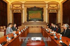胡志明市欢迎韩国企业投入该市高科技园区