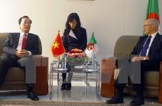 越南与阿尔及利亚加强建设与农渔业领域的合作