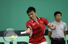 ATP最新排名:李黄南上升27位回到500强