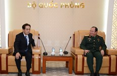 加强越南与日本在搜寻救难领域的合作