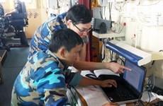 越南海军012-李太祖号舰圆满完成在泰国的外交任务