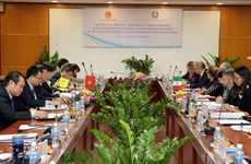 越南与意大利加深合作关系