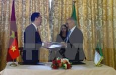 越阿政府间联合委员会第十一次会议达成多项新共识