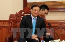 越南驻老大使馆祝贺老挝国庆