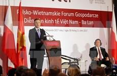 波兰总统出席越南波兰企业论坛
