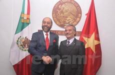 墨西哥重视与越南的关系