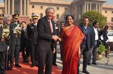 新加坡与印度将共同打击恐怖主义