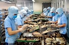 2017年前11个月越南水产品出口额可达75.7亿美元
