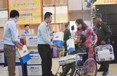 越南品牌来到柬埔寨市场