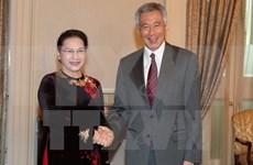 阮氏金银访问新澳之行有助于实施越南对外目标
