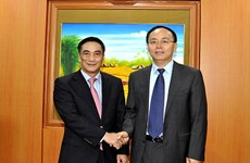 越南与中国加强资本市场合作
