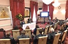 提高在越南的非政府组织运作效果座谈会在美国举行