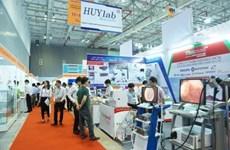 2017年越南国际医药医疗展在河内正式开展