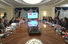 越南始终重视越俄全面战略伙伴关系
