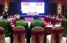 越中合作加大宣传力度  打击两国边界线毒品犯罪