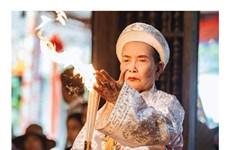 有关越南四府祀母信仰书籍正式问世