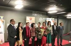 越南参加第一次东盟电影节