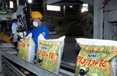 越南肥料出口大幅增长