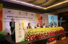 越南代表团出席在新德里举行的东盟印度互联互通峰会