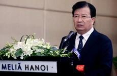 越南政府副总理郑廷勇:政府为越俄企业合作提供便利