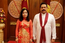 越南女性代表当选科伦坡计划秘书长