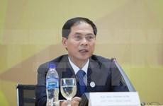 越南外交部常务副部长裴青山:各部委行业应充分发挥APEC会议后期效应