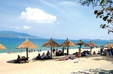 岘港市旅游超额完成年度目标