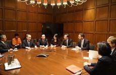 胡志明市与世行促进多个领域的合作关系
