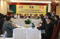 柬老越发展三角区经济小组第十次会议在平福省举行