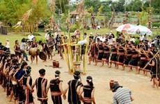 埃德族的汲水码头祭祀仪式