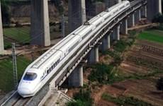 泰中高铁正式开工