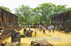 广南省加强国际合作  做好美山世界文化遗产保护工作