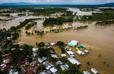 """菲律宾:热带风暴""""天秤""""导致240人死亡"""