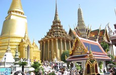 今年11月份泰国接待游客量增长23.2%
