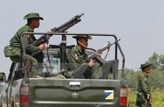 缅甸在若开邦北部延长宵禁令