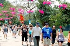 2017年越南接待外国游客量达1290万人次