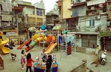河内的另一面: 都市里的乡邻之情