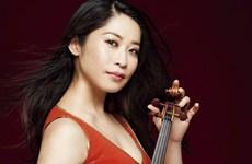 日本著名小提琴艺术家即将赴越南巡演