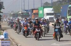 采取措施减少胡志明市大气污染