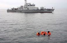 越柬第49次海军联合巡逻圆满结束
