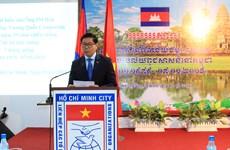 推翻种族灭绝制度胜利39 周年纪念活动在柬埔寨举行