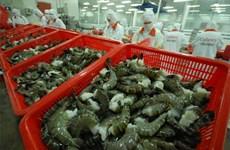 2018年虾类产品出口将继续快速增长