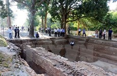 喔㕭是越南古代扶南文明的中心